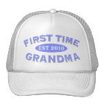 First Time Grandma 2010 Hats
