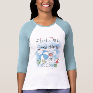 First Time Grandma of Boy Tshirts and Gifts