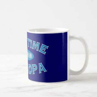First Time Grandpa Coffee Mug