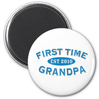 First Time Grandpa Magnet
