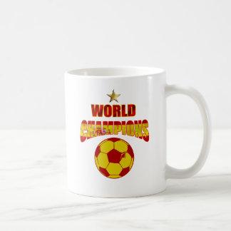 First time world champions Spain Coffee Mug