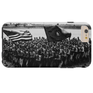 First to Fight A group of World War I Marines Tough iPhone 6 Plus Case