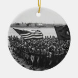First to Fight United States Marine Corps 1918 Ornament