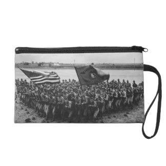 First to Fight - US Marines - 1918 Wristlet Clutches