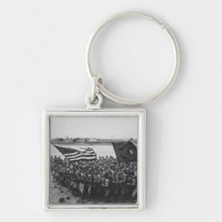 First to Fight - US Marines - 1918 Key Chains