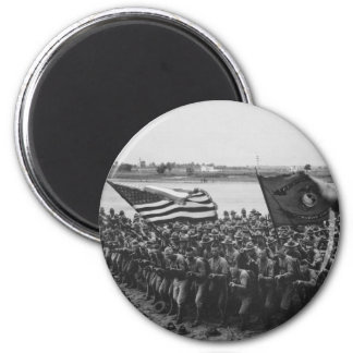 First to Fight - US Marines - 1918 Refrigerator Magnets
