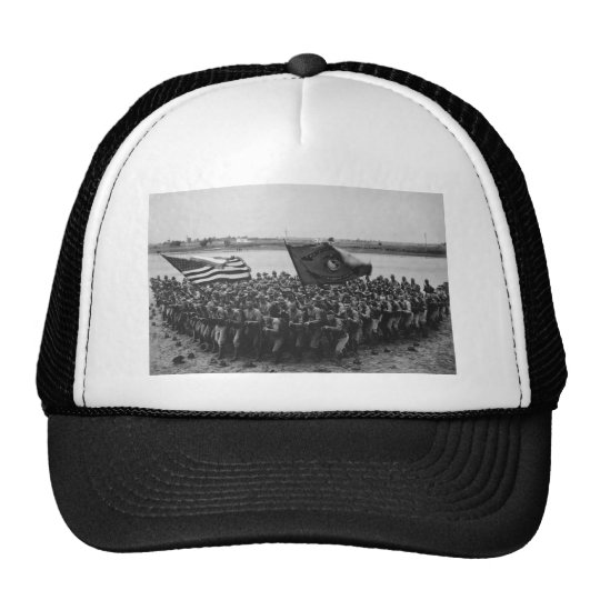 First to Fight - US Marines - 1918 Trucker Hat