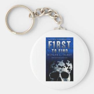 First to Find Keychain