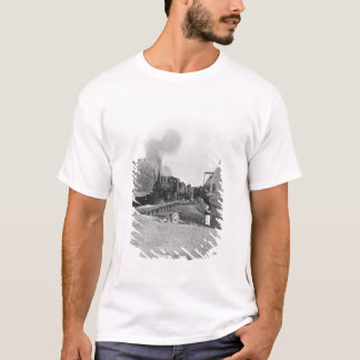 First train passing through the wall of Peking, Ch T-Shirt