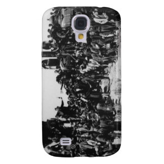 First Transcontinental Railroad Promontory Summit Samsung Galaxy S4 Cases