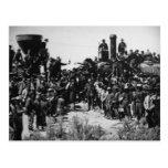 First Transcontinental Railroad Promontory Summit Postcards