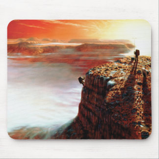 First Trip To Mars Mouse Pad