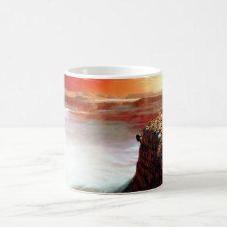 First Trip To Mars Classic White Coffee Mug