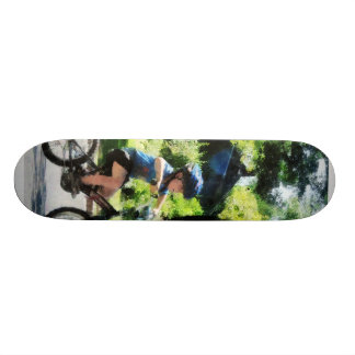 First Two Wheeler Skateboards