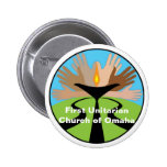 First Unitarian Church of Omaha Pinback Buttons