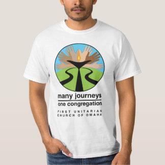 First Unitarian Church of Omaha T Shirt