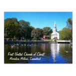 First United Church of Christ Postcard
