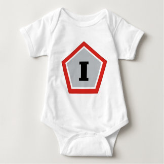 First United States Army Baby Bodysuit