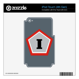 First United States Army iPod Touch 4G Skin