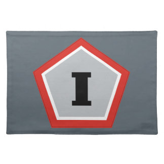 First United States Army Placemat