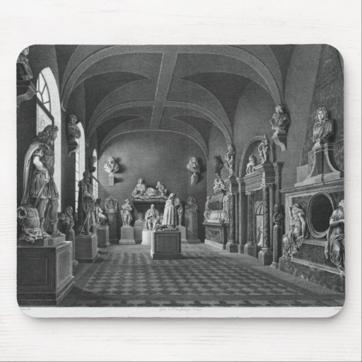 First view of the 17th century room mousepads