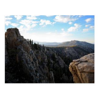 First Visions - High Sierras, PCT Postcard