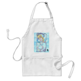 First Wave Mermaid Aprons