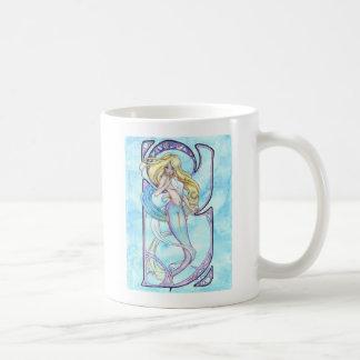 First Wave Mermaid Coffee Mugs