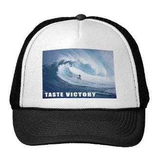 First Wave - Taste Victory Trucker Hat