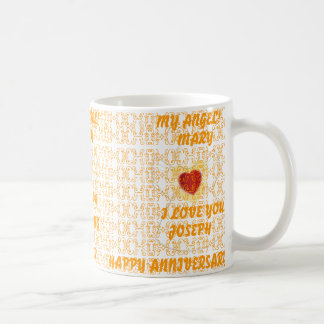 First Wedding Anniversary-Customize Coffee Mug