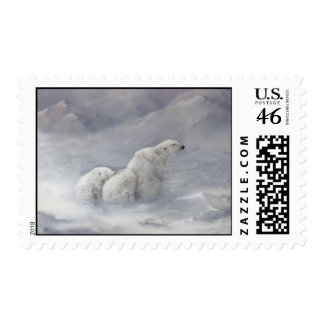 First Winter Stamps