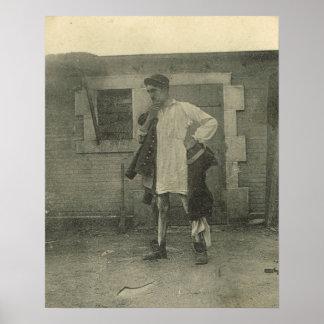 First World War, Chemise de Combattant Poster