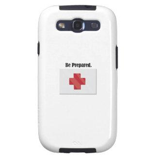 FirstAid_BePrepared Galaxy SIII Case