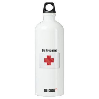 FirstAid_BePrepared SIGG Traveler 1.0L Water Bottle
