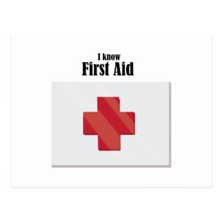 FirstAid_FirstAid Post Cards