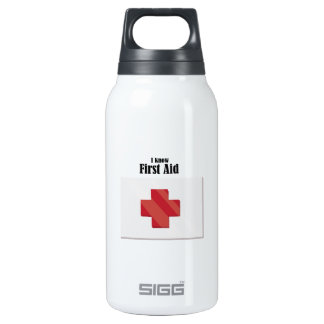 FirstAid_FirstAid SIGG Thermo 0.3L Insulated Bottle