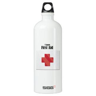 FirstAid_FirstAid SIGG Traveler 1.0L Water Bottle
