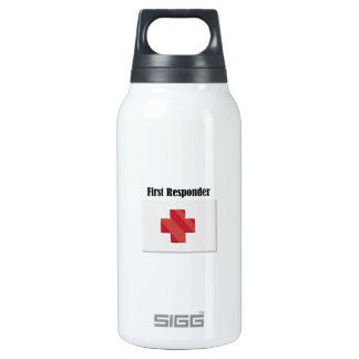 FirstAid_FirstResponder SIGG Thermo 0.3L Insulated Bottle