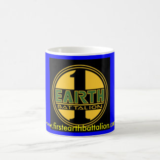FirstEarthBattalion Coffee cup