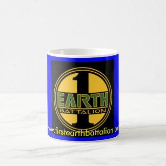 FirstEarthBattalion Coffee cup Classic White Coffee Mug