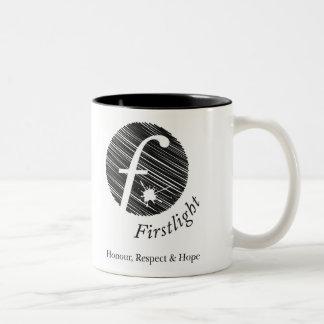 FirstLight Coffee Mug (small)