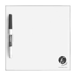 FirstLight Dry Erase Board (small) with pen