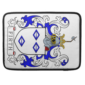 Firth Coat of Arms II Sleeve For MacBook Pro