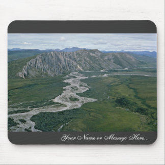 Firth River, Arctic National Wildlife Refuge Mouse Pad