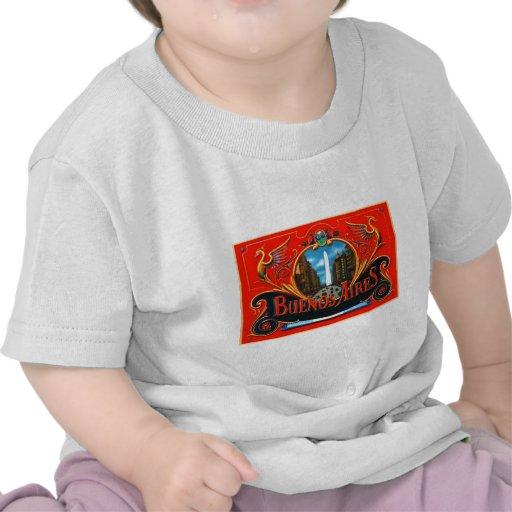 Firulete de Obelisco Camisetas