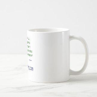 Fiscal behavior coffee mug