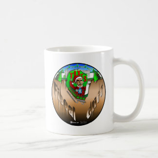 Fiscal Cliff Coffee Mug