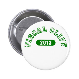 Fiscal Cliff Commemorative Goods Pins