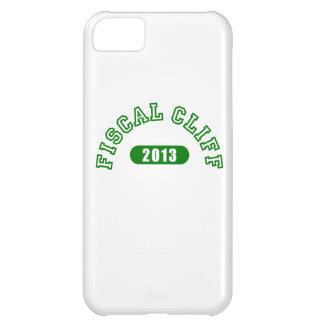 Fiscal Cliff Commemorative Goods iPhone 5C Case
