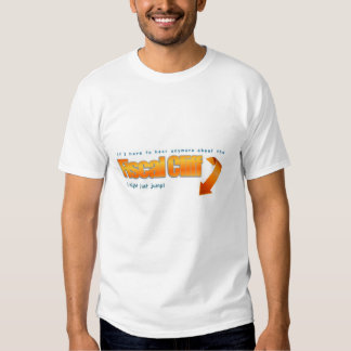 fiscal cliff t shirt